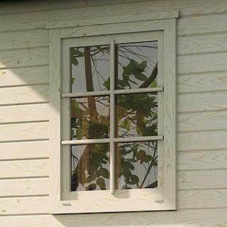 Weka Zusatzfenster für Designhaus 213