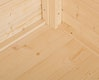 Weka Fußboden für Gerätehaus 344/345/346