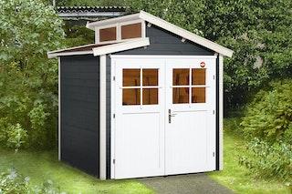 Weka Gartenhaus 226 - 21 mm
