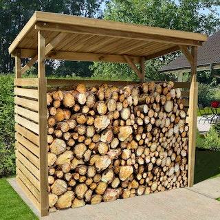 Weka Brennholzlager 663 B kesseldruckimprägniert 19 mm