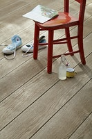Weltholz millboard Terrassendiele ENHANCED GRAIN Limed Oak