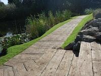 Weltholz millboard Terrassendiele WEATHERD Vintage Oak