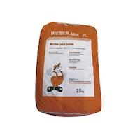 WESERWABEN Spezial-Fugenmörtel weißgrau, 25 kg