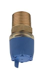 Sanitop Wiroflex WIROSTECK Übergangsnippel 20 x 1/2 AG, Stecksystem