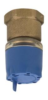 Sanitop Wiroflex WIROSTECK Übergangsmuffe 20 x 3/4 IG, Stecksystem