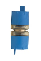 Sanitop Wiroflex WIROSTECK Kupplung 16 x 16 mm 5er Pack, Stecksystem