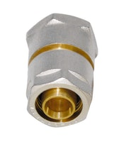 Sanitop WIROFLEX Klemmring-Verschraubung 20 x 1/2 IG Komplettlösung