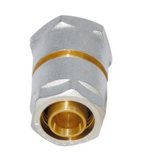 Sanitop WIROFLEX Klemmring-Verschraubung 20 x 3/4 IG Komplettlösung