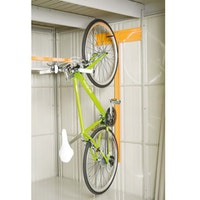 Wolff Finnhaus Fahrradhalter groß für Metallgerätehäuser