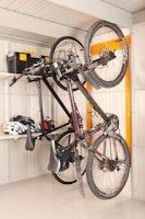 Wolff Finnhaus Fahrraderweiterung zum Fahrradhalter für zweites Fahrrad