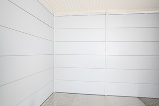 Wolff Finnhaus Innenwandpaket für Metallgerätehaus Eleganto 2121