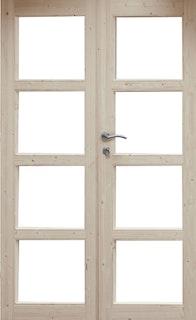 Wolff Finnhaus Doppel-Tür Thor 28 / 34 / 40 mm
