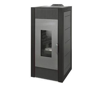 Ximax Pelletofen X145C mit integriertem Display
