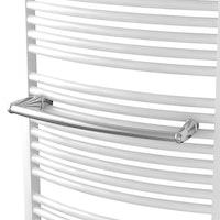 Ximax Handtuchstange Design gebogen für Badheizkörper