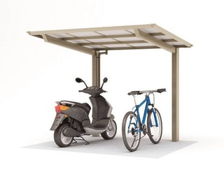 Ximax Carport Smart Port Typ 60 Mini 253 x 209 cm