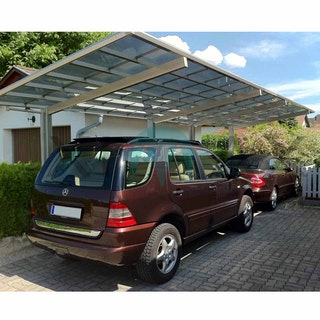 Ximax Carport Linea Typ 80 Tandem 982 x 272 cm