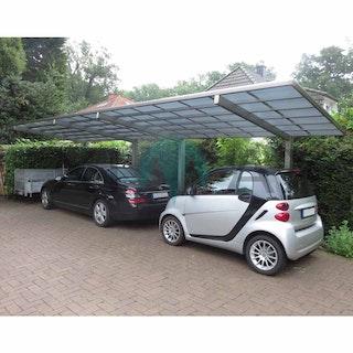 Ximax Carport Linea Typ 110 Tandem-Ausführung 982,6 x 272,6 cm