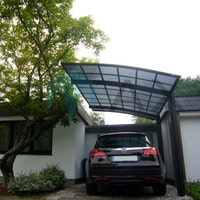 Ximax Carport Portoforte Typ 110 555 x 301 cm