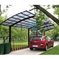 Ximax Carport Portoforte Typ 110 Tandem 982 x 270 cm