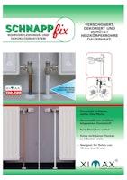 Ximax Rohrverkleidung SCHNAPPFIX